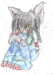 Halloween the wolf again