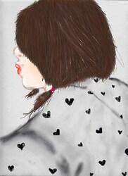 Realism continued 6_6 [kinda looks like me ^_^]