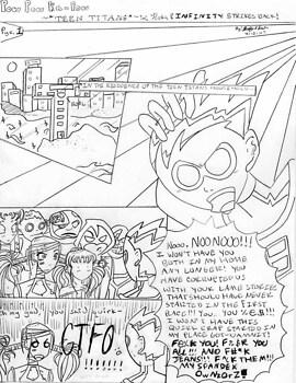 Teen Titans Comicness 1