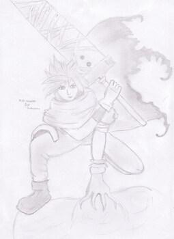 Art Trade with Sukooru - Cloud