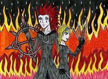 Axel & Me