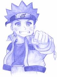 Blue Naruto