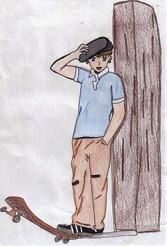 ~*~The Pretty Boy Skater~*~