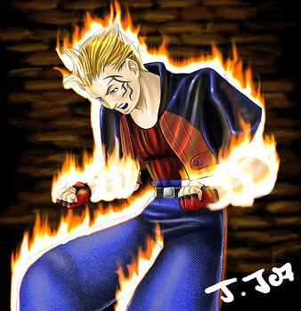 Zell's Fireaga