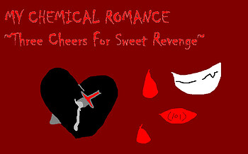 My Chemical Romance; Three Cheers For Sweet Revenge