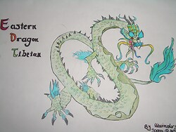 eastern dragon tibetan