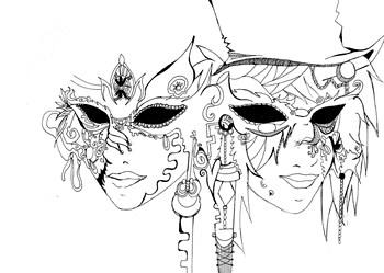 A Masquerader's Tale : W.I.P?