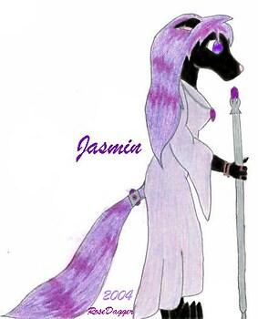 Jasmin RP Character