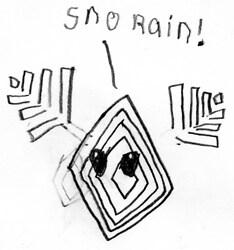 snorain :my fan pokemon