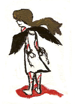 Bloody Black Wings