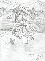 Link Zora Armour