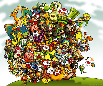 Nintendo Katamari