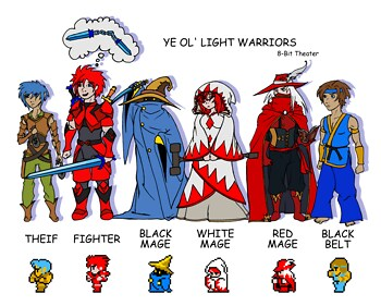 Ye Ol Light Warriors