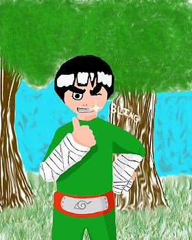 Rock Lee for unknownX