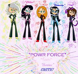 heroines unite