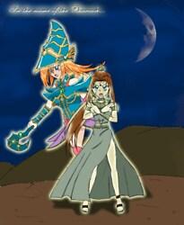 Luna and her Ka