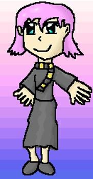 Ichigo- Witch Form