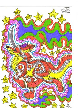 Colorful Fantasy
