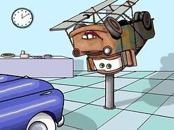 Mater's Lube Job