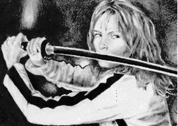 Kill Bill-The Bride