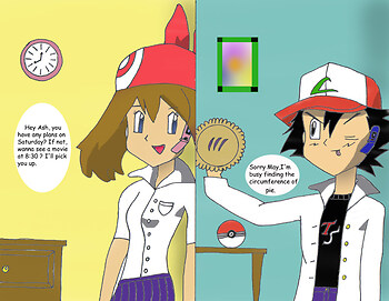 Why Ash Can't Get A Date
