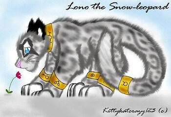 Lono the Snow-leopard