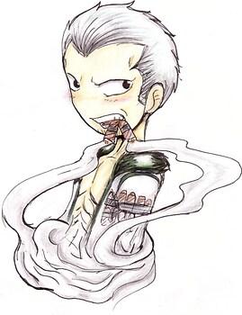 Smoker Chibi