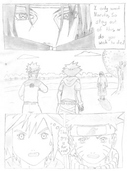 A KH and Naruto crossover XD