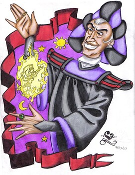 Frollo's obsession