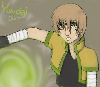 Sloppy Yuudai Shimzu