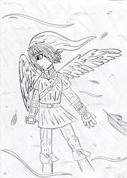 As long as wings carries....