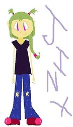 jinx from le spirit-a