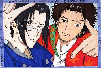 Battlecry-Jin & Mugen