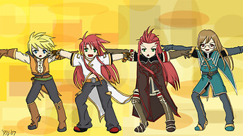 Take it! Tales of the Abyss
