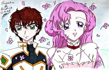Knight's Promise- Suzaku and Euphie