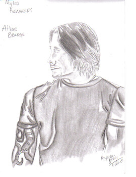 Myles Kennedy (Lead vocals of Altar Bridge)