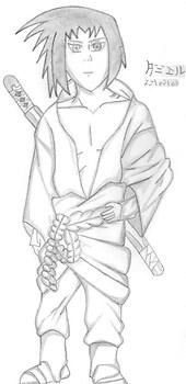 sasuke uchija