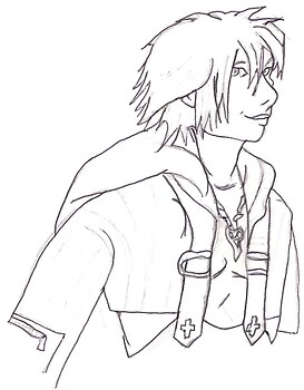 Not ANOTHER Tidus pic!