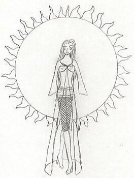 Goddess de Sol