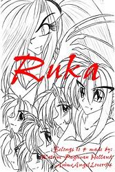Frontpage Of My Manga, Ruka!