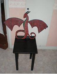 My dragonstool