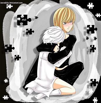 Puzzle Noir et Blanc MN