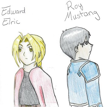 Roy and Ed