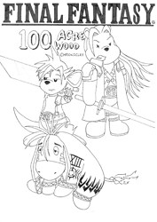 Final Fantasy, 100 Acre Wood Chronicles