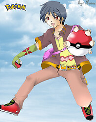 my pokemon trainer