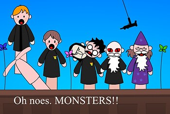 PPP Monsters