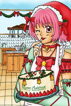 Christmas Ichigo