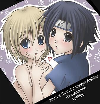sasunaru love