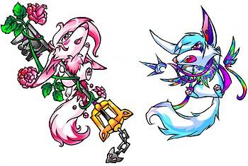 Flying furs