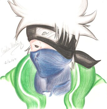 Kakashi-sensei!-Gift for A1